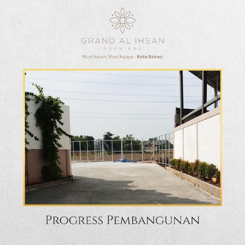 perumahan syariah bekasi kota - perumahan syariah mustikasari - foto lokasi 11 - grand al ihsan premiere - gaip - grandalihsanpremiere