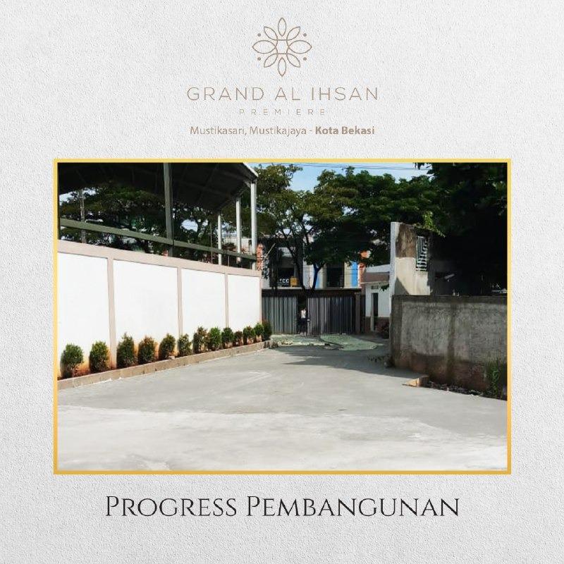 perumahan syariah bekasi kota - perumahan syariah mustikasari - foto lokasi 7 - grand al ihsan premiere - gaip - grandalihsanpremiere
