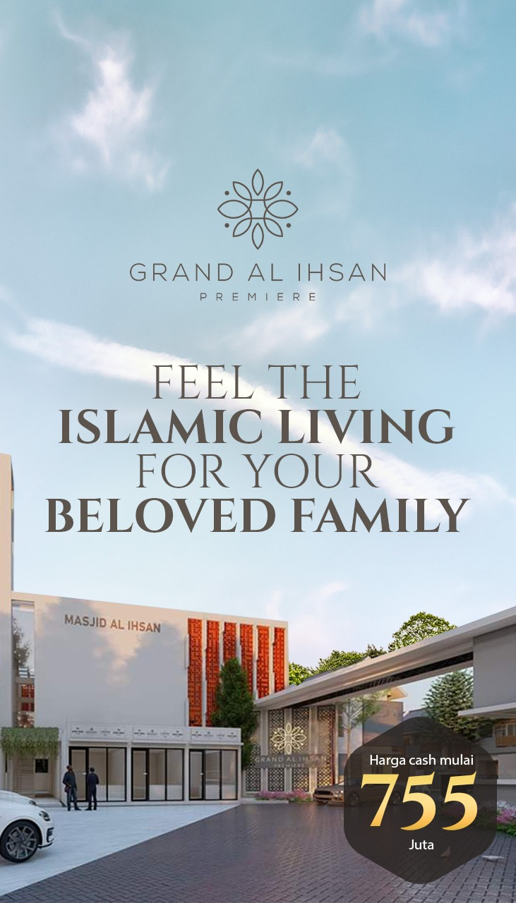 perumahan syariah bekasi kota - perumahan syariah bekasi timur - perumahan syariah mustikasari - slider LP mobile 3 - grandalihsanpremiere